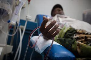 Trasplantados venezolanos de nuevo sin los inmunosupresores