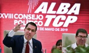 """Un Arreaza descarado, dice desde Cuba que en Venezuela todo está en """"calma"""""""