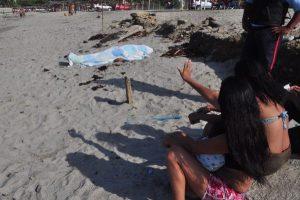 Mecánico se ahogó al tratar de salvar a sobrina en una playa de Vargas