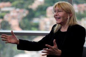 Ortega Díaz alerta a Bachelet que Saab encubre crímenes de lesa humanidad desde el MP