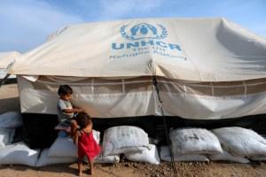 Acnur: Venezolanos que escapan de la crisis merecen estatus de refugiados