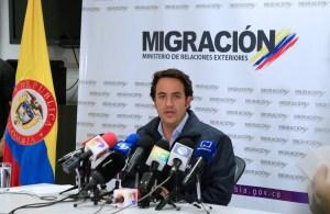 Director de Migración Colombia confirma expulsión de dos venezolanos (Fotos+Videos)