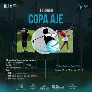 La Asociación de Jóvenes Empresarios de Venezuela celebra su primer Torneo de Golf