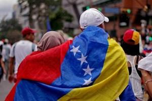 Historias de la diáspora: Un abrazo a lo venezolano