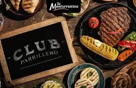 La Montserratina relanza el club parrillero
