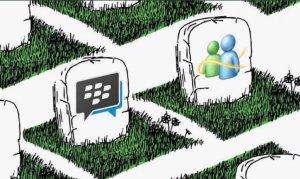 ¡Descansa en paz! BlackBerry Messenger dice adiós para siempre