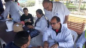ONG venezolana realiza mega jornada de Salud en Lima