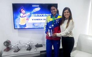 Fundación CLX recibe a Vanesa Suárez como su segunda embajadora
