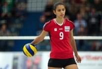 ¡Sensacional! Roslandy Acosta se convierte en la primera jugadora de voleibol venezolana con un contrato en Brasil