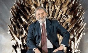 """¡Insólito! El """"spoiler"""" de Game of Thrones que envía Lula da Silva desde prisión"""