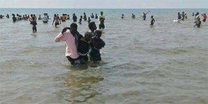 Mueren futbolistas y simpatizantes de equipo de Uganda al naufragar su barco