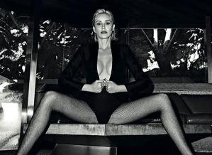 El nuevo topless de Sharon Stone certifica que es la madurita más sexy del mundo (FOTOS)