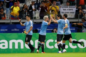Uruguay busca sumar ante Japón y clasificar a la siguiente ronda