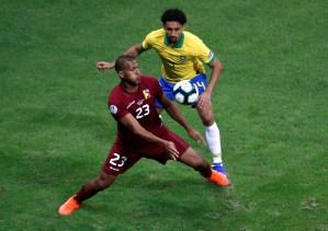 La Vinotinto tratará de mostrar mejor cara ante Brasil para seguir con el sueño mundialista