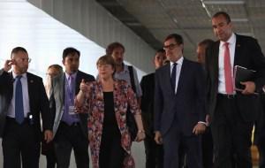 Diorkis Bravo: El informe que Bachelet presentará el 5 de julio será determinante