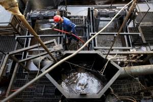 Producción de crudo en el cinturón del Orinoco cayó a 235 mil barriles diarios, según Platts