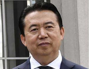 El expresidente chino de Interpol afirma haber aceptado sobornos