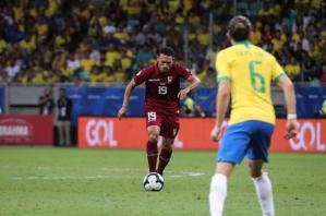 CONFIRMADO: Arquímedes Figuera queda fuera de la Copa América por lesión