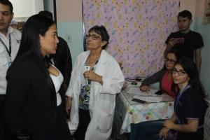 Laidy Gómez: La señora Bachelet debe constatar la calamidad social que vive el Táchira