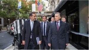 Argentina planteó en Rusia que se ponga fin a la crisis política y humanitaria en Venezuela