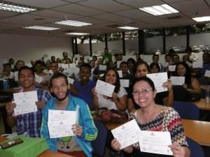Suman más de 990 los Emprendedores Formados en 2019 por la Alianza Banesco-IUGT