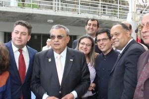 Los Palos Grandes recibió una Sesión Especial por su nonagenario aniversario