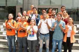VP acude a la sede del Pnud para visibilizar la crisis de los jóvenes venezolanos