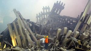Publicaron FOTOS INÉDITAS del ataque a las Torres Gemelas tomadas por un anónimo