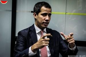 Guaidó: Despliegue de buque hospital de EEUU es parte de nuestros esfuerzos para atender la crisis
