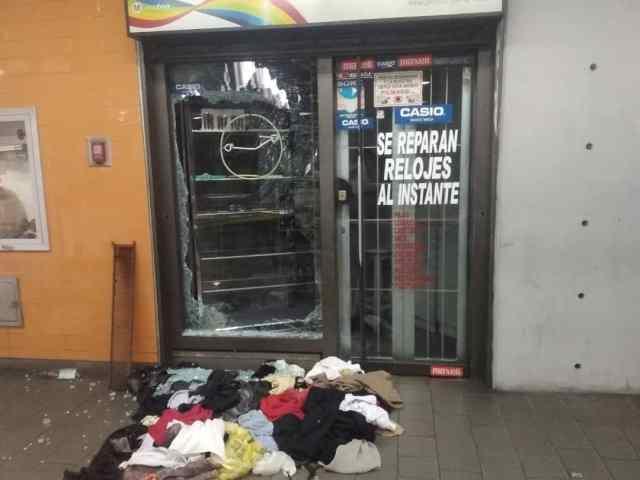 Estación del Metro de Altamira. Imagen cortesia: Roy Andazol.