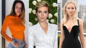Bella Thorne, Scarlett Johansson y Jennifer Lawrence: famosas que sufrieron por la filtración de sus fotos íntimas
