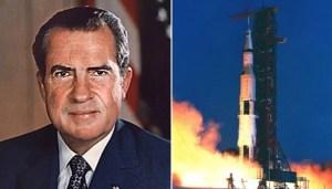 En caso de desastre lunar: La carta que tenía lista Richard Nixon por si fracasaba la misión Apolo 11