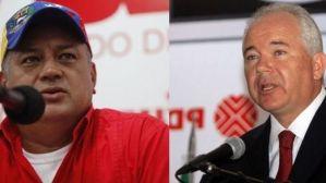 ALnavío: Dos pesos pesados del chavismo se insultan y revelan algunos secretos