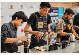 Emprendedores carabobeños participarán en campeonato nacional de café