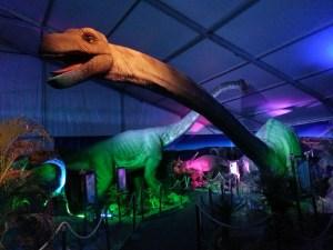 """Dinosaurs Jurassic Adventure, The exhibition"" abrió sus puertas para cautivar a la familia venezolana"