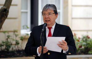 Carlos Holmes Trujillo despeja dudas sobre llegada de grupo élite de EEUU a Colombia