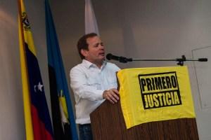 PJ alertó que el régimen de Maduro amenaza a la inmunidad parlamentaria de Juan Pablo Guanipa