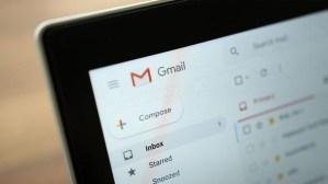 Reportan caída del servicio de correo electrónico Gmail en varios países