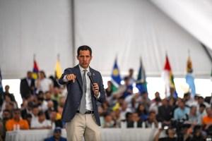 Juan Guaidó desde El Nacional: Llegó el momento de ir a una etapa de mayor presión