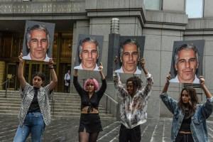 Encargados de herencia de Epstein buscan crear fondo para compensar víctimas