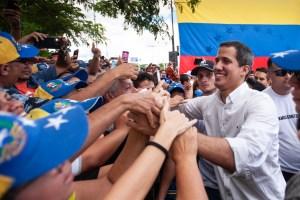 Más del 70% de los venezolanos apoyan al presidente (E) Juan Guaidó, según Hercon