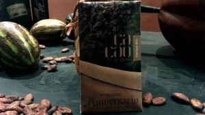 Llegó la tableta de chocolate Pampero-Cacao de Origen