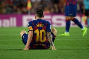Presionado por el coronavirus, el fútbol español busca limitar los daños económicos