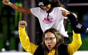 Las mejores FOTOS de Campeonato Mundial de Skateboarding liderado por dos chicas