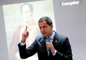 Guaidó enviará un comisionado especial de su Gobierno a la Asamblea General de la ONU