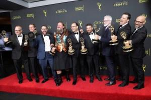 """Los Ángeles acoge la 71° gala de Emmy con """"Game of Thrones"""" como favorita"""