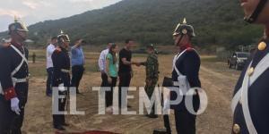 La verdadera historia detrás de las fotos de Guaidó con dos Rastrojos