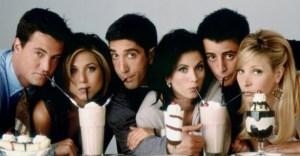 """La serie de todas las generaciones """"Friends"""" cumple 25 años"""