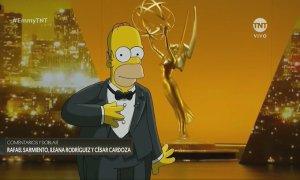 """Homero Simpson… casi anima los últimos Emmys de """"Juego de Tronos"""""""