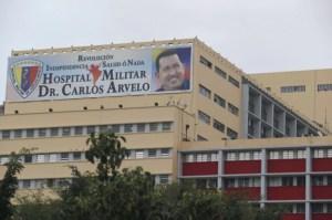 En el hospital militar de Caracas no hay información pero sí cucarachas, denuncia Comandante del Ejército